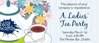 A Ladies Tea Party